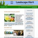 Landscape Alerts Celebrate Their Fifth Year