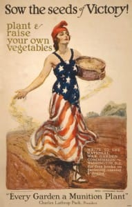 A Look at Victory Gardens