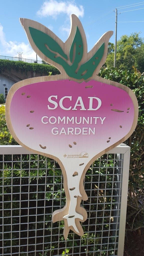 Using Signs in Your Georgia Community and School Garden