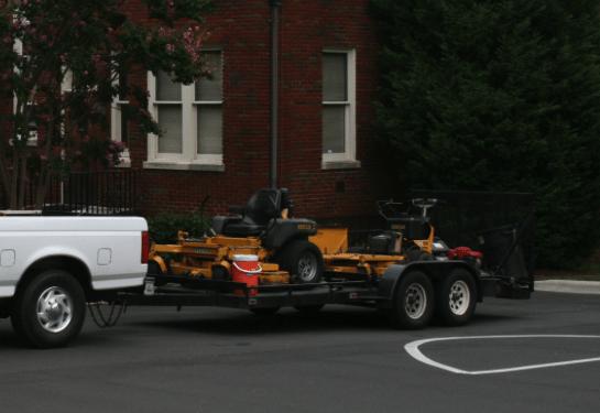 Equipment theft